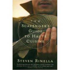 book cover : scavenger's guide to haute cuisine