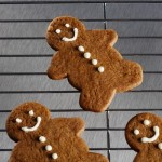 Christmas Cookies with Legs